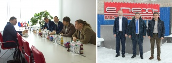 E.NEXT-Group  introduced energy-efficiency solutions to the members of the European Commission